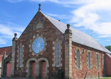 Cromarty Victoria Hall