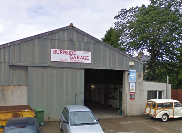 Burnside Garage