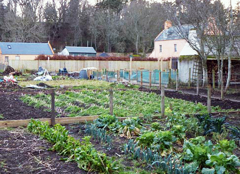 Cromarty Allotments & Gardens Society