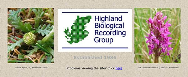 Highland Biological Recording Group